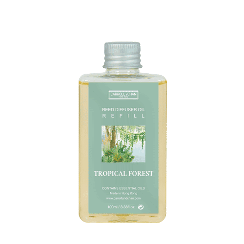 Reed Diffuser Refill, tropical forest