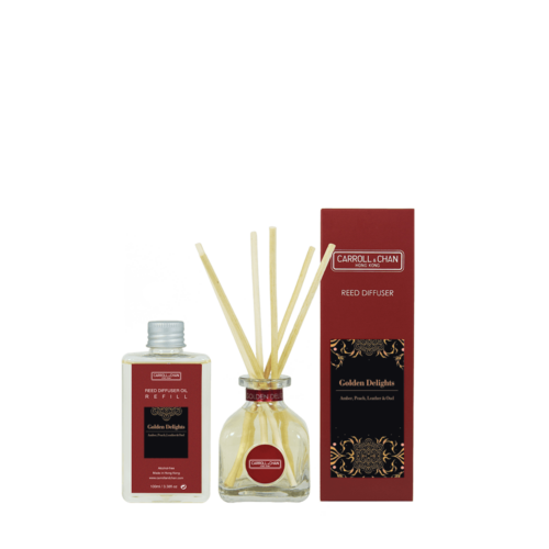 Golden Delights 100ml Reed Diffuser