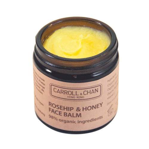 Rosehip and Honey face balm