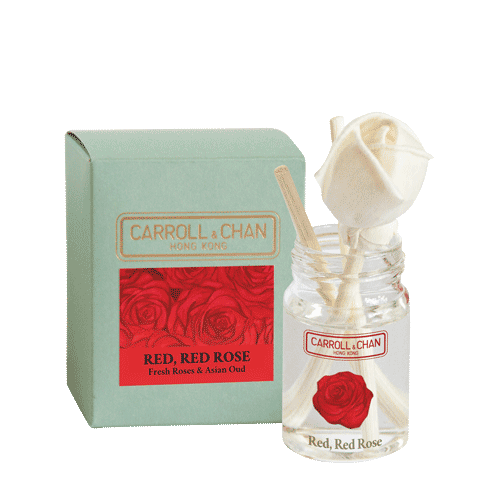 Red, Red Rose Mini Diffuser