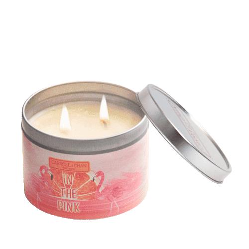 In The Pink Tin Candle