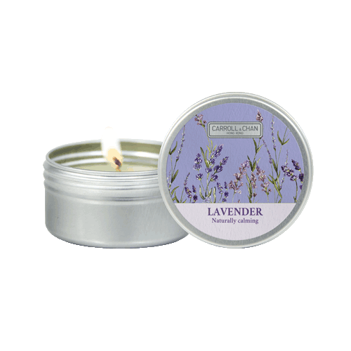 Lavender Mini Tin Candle