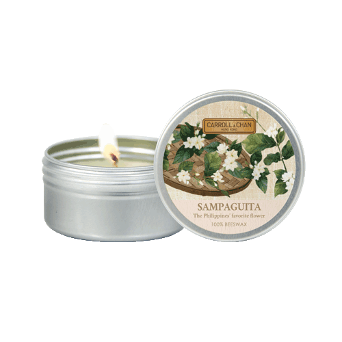 Sampaguita Mini Tin Candle