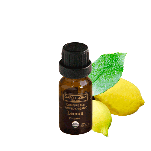 Essential Oil, Lemon organic